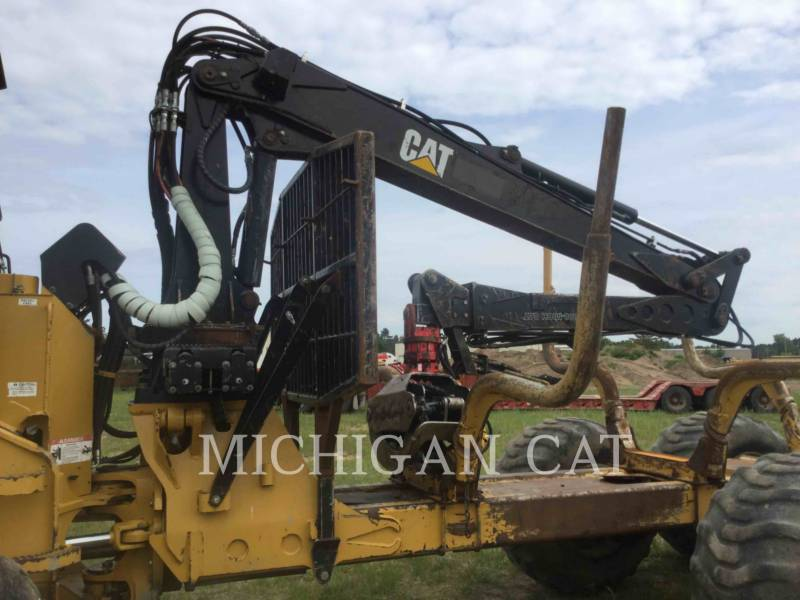 CATERPILLAR FOREST MACHINE 574 equipment  photo 18