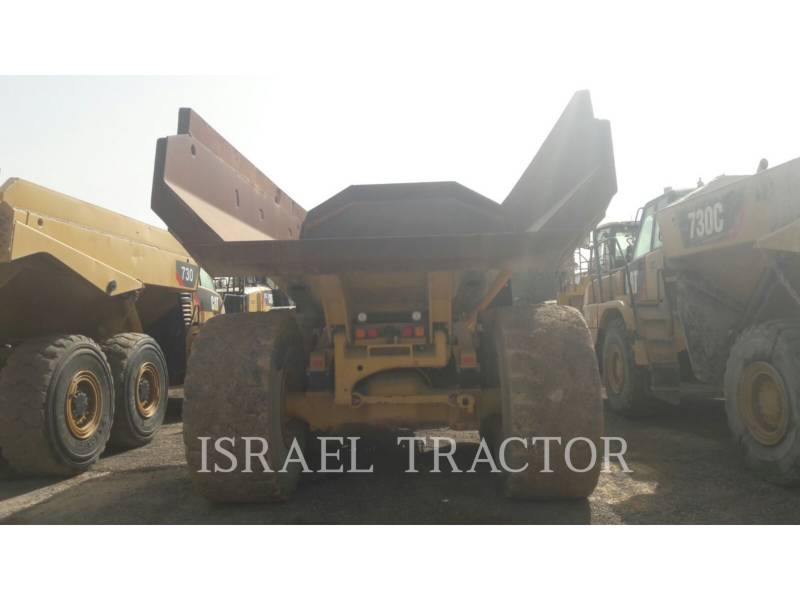 CAT TRADE-IN ARTICULATED TRUCKS CAT | 740 equipment  photo 2
