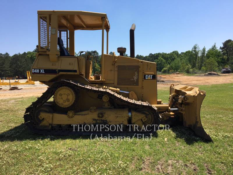 CATERPILLAR TRACK TYPE TRACTORS D4HIIIXL equipment  photo 11