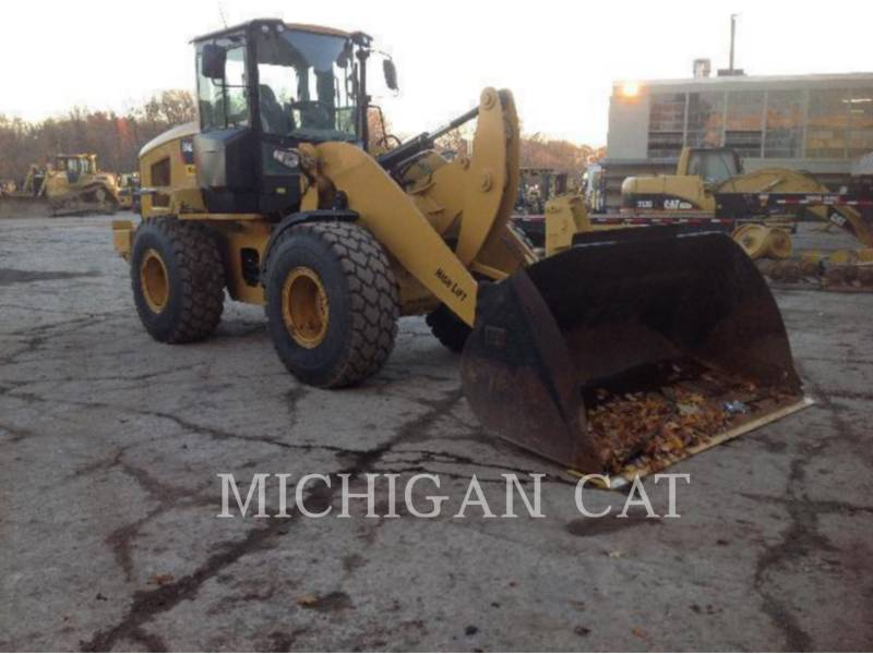 CATERPILLAR WHEEL LOADERS/INTEGRATED TOOLCARRIERS 924K HRQ equipment  photo 2