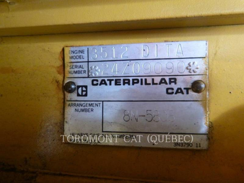 CATERPILLAR MODULES D'ALIMENTATION HQ1000_3512_347/600V equipment  photo 12