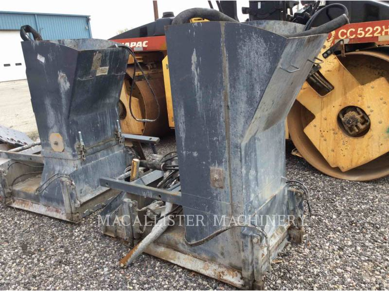 WIRTGEN GROUP SLIPFORM PAVERS SP15I equipment  photo 22
