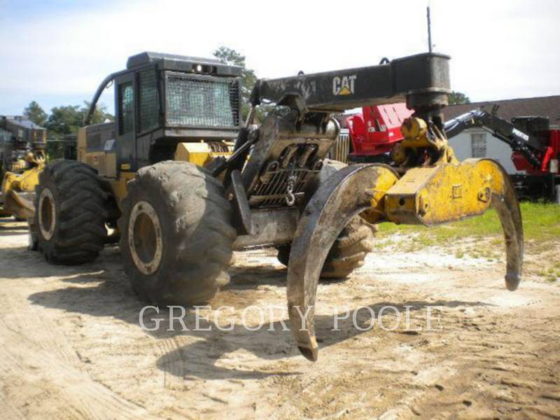 CATERPILLAR FORESTRY - SKIDDER 535C equipment  photo 13