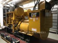 Equipment photo CATERPILLAR 3512B STATIONÄRE STROMAGGREGATE 1