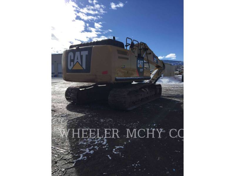 CATERPILLAR KETTEN-HYDRAULIKBAGGER 329F L CF equipment  photo 8