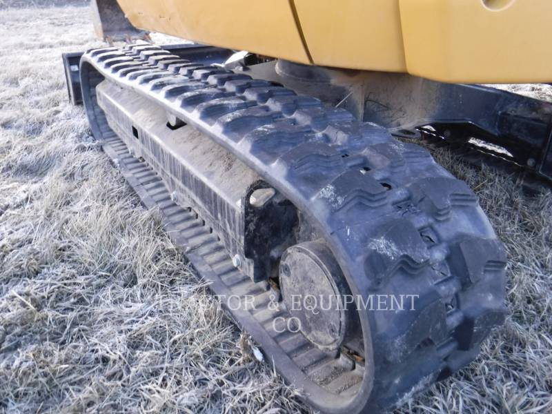 CATERPILLAR TRACK EXCAVATORS 302.7DCRCB equipment  photo 8