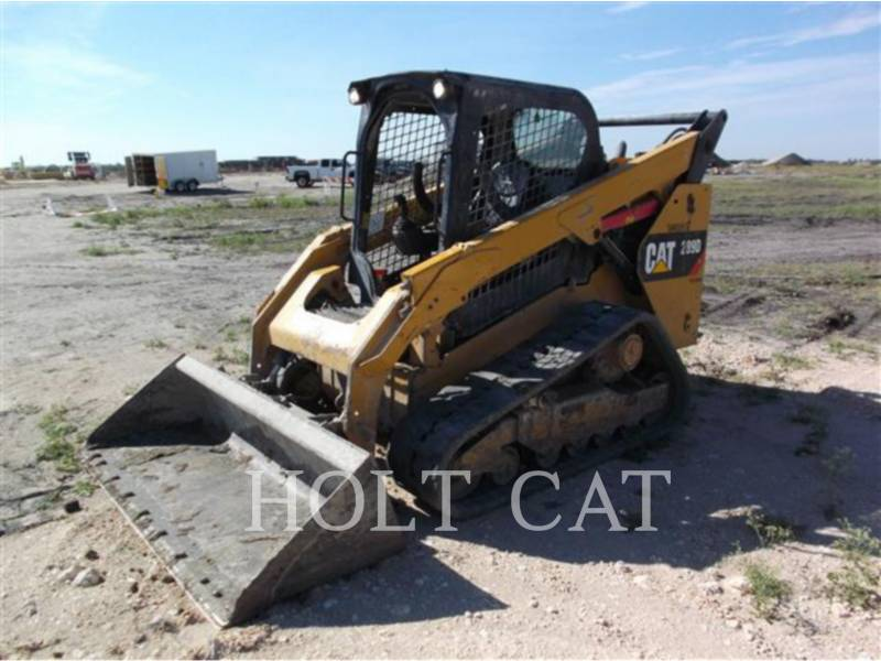 CATERPILLAR MINICARREGADEIRAS 289D equipment  photo 2