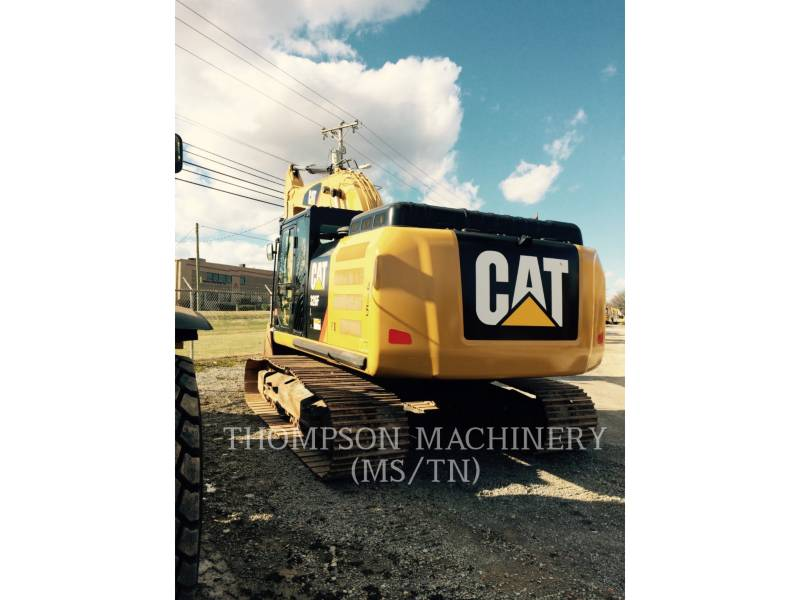 CATERPILLAR PELLES SUR CHAINES 326F equipment  photo 2