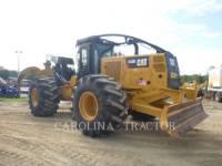CATERPILLAR SILVICULTURA - TRATOR FLORESTAL 545D equipment  photo 2