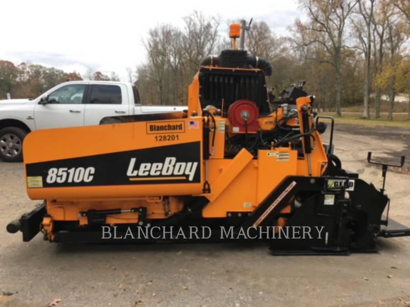 LEE-BOY ASPHALT PAVERS 8510 C equipment  photo 2