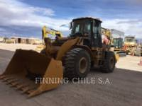 Caterpillar ÎNCĂRCĂTOARE PE ROŢI/PORTSCULE INTEGRATE 950 H equipment  photo 2
