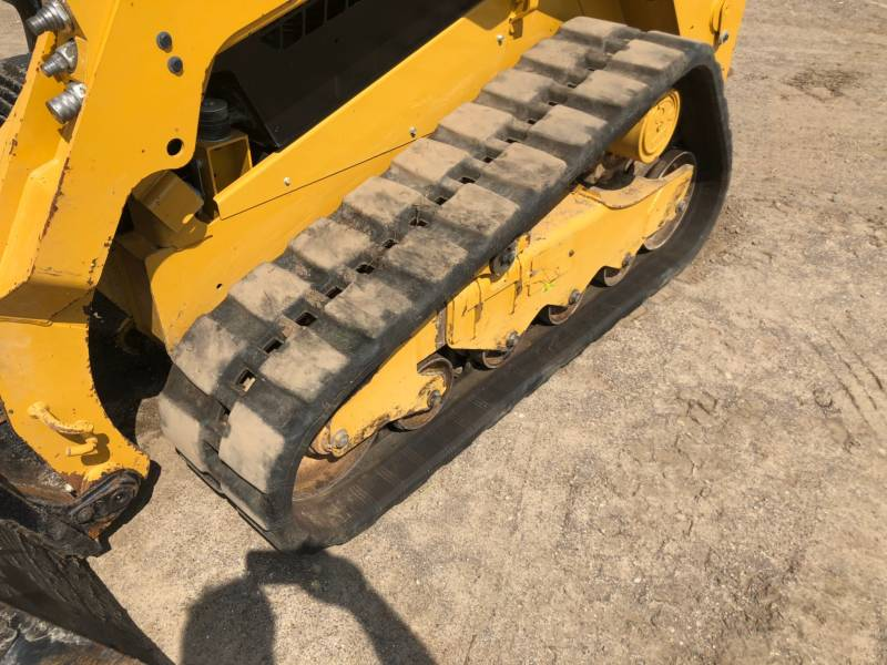 Caterpillar ÎNCĂRCĂTOARE PENTRU TEREN ACCIDENTAT 259 D equipment  photo 10