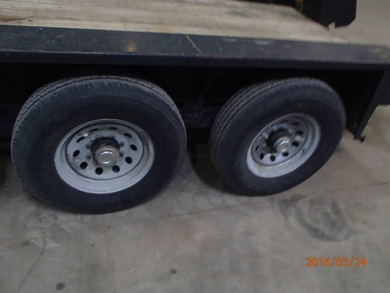 BELSHE TRAILERS WB12 equipment  photo 8