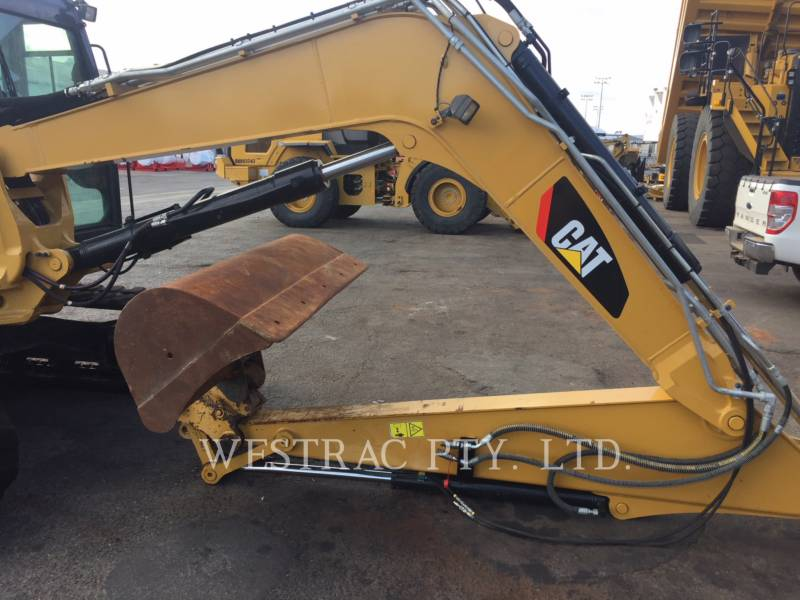 CATERPILLAR PELLE MINIERE EN BUTTE 308E2 equipment  photo 5