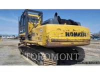 KOMATSU LTD. RUPSGRAAFMACHINES PC300LC-6 equipment  photo 3