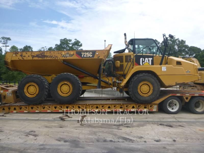 CATERPILLAR アーティキュレートトラック 725C T4F equipment  photo 1