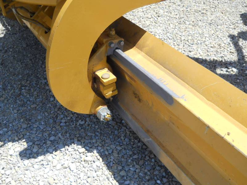 CATERPILLAR BERGBAU-MOTORGRADER 140M2 equipment  photo 15