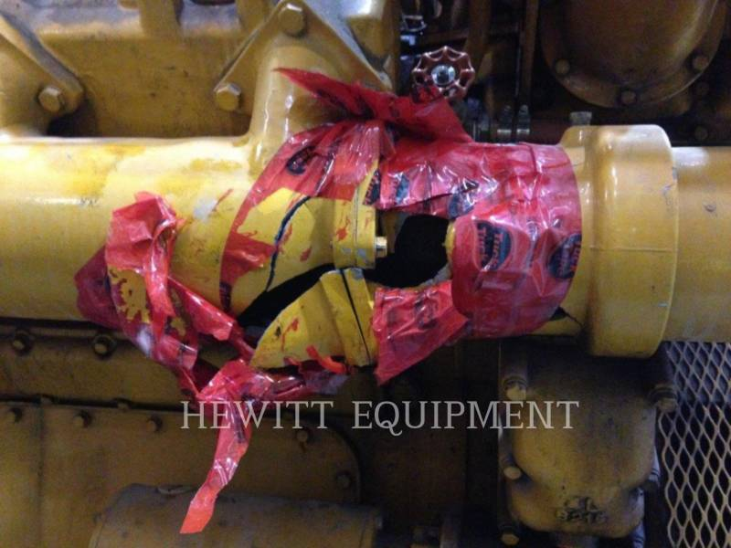 CATERPILLAR STATIONARY GENERATOR SETS D398 equipment  photo 4