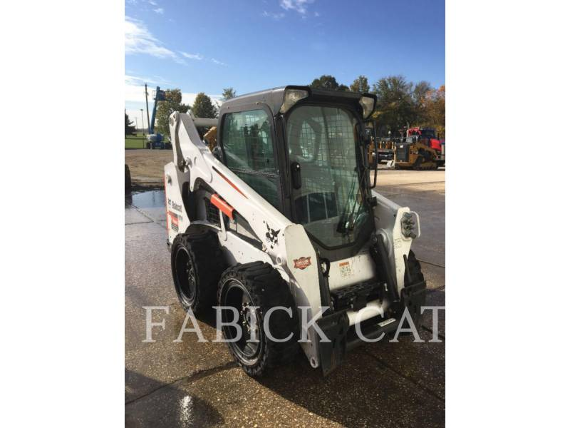 BOBCAT SKID STEER LOADERS S570 equipment  photo 1