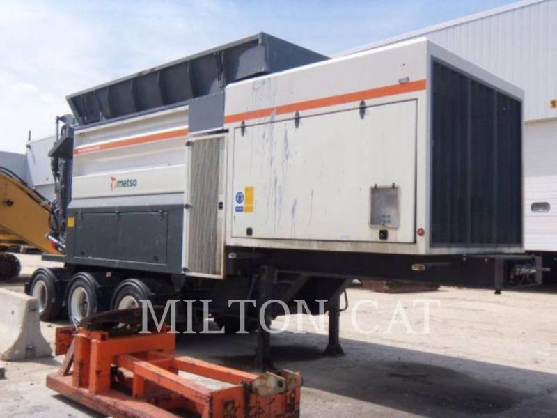 METSO CRIBAS M&J equipment  photo 1