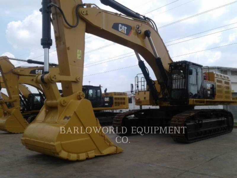 CATERPILLAR PELLE MINIERE EN BUTTE 390F equipment  photo 9