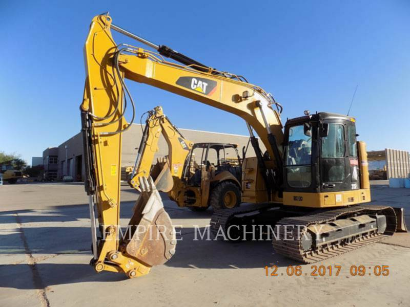CATERPILLAR TRACK EXCAVATORS 315FLCR equipment  photo 4