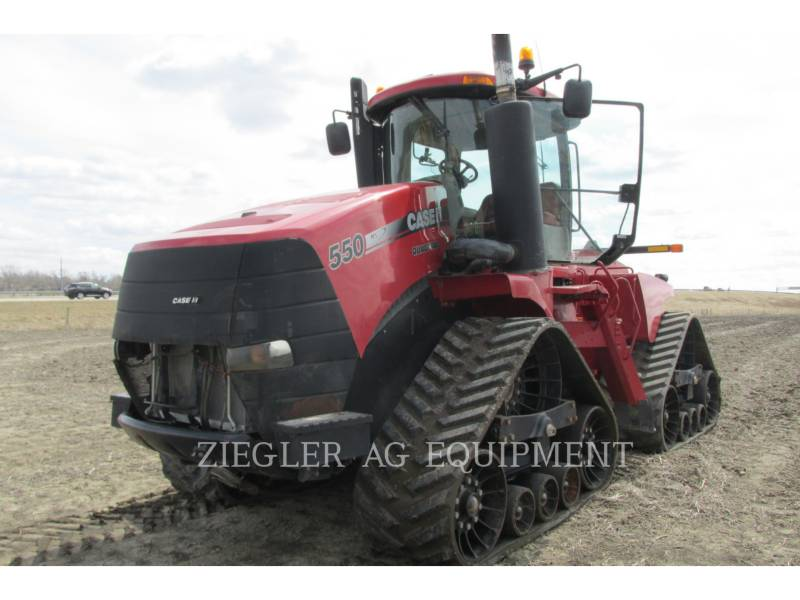 CASE/NEW HOLLAND TRACTORES AGRÍCOLAS 550QT equipment  photo 1