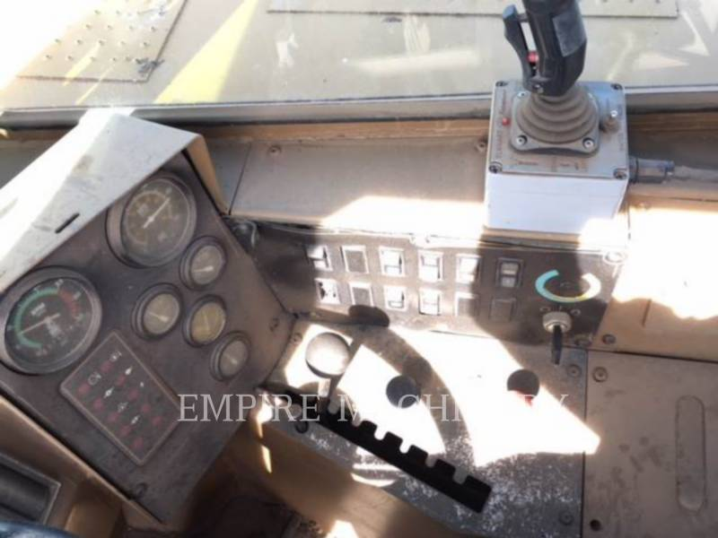 CATERPILLAR MOTOESCREPAS 613C equipment  photo 7