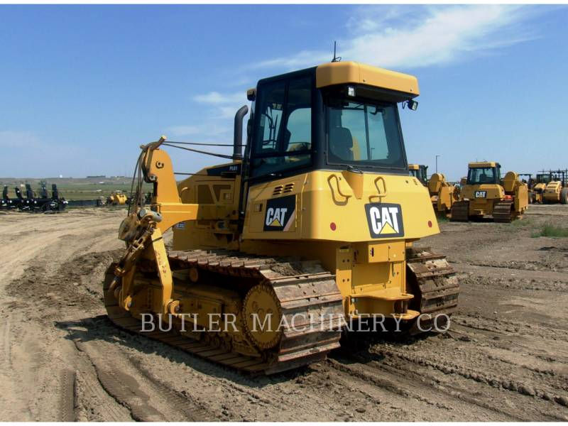 CATERPILLAR TIENDETUBOS PL 61 equipment  photo 3