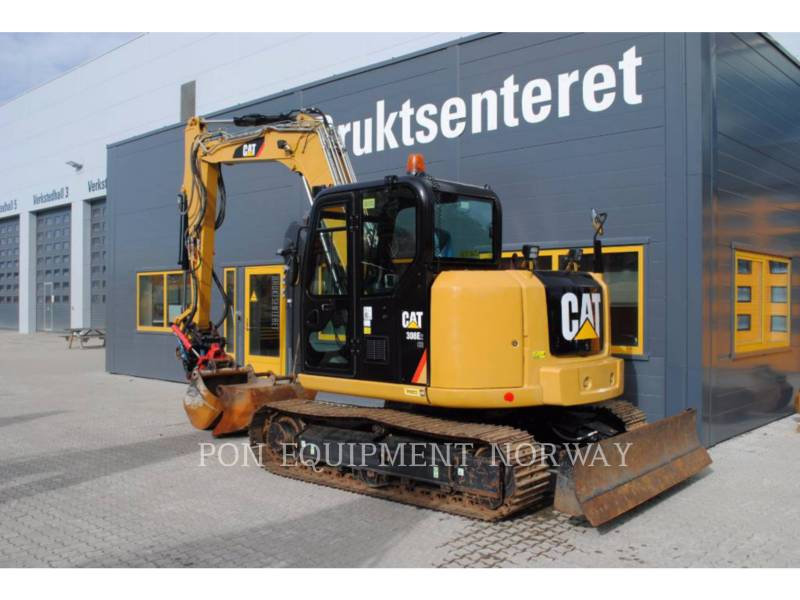 CATERPILLAR KETTEN-HYDRAULIKBAGGER 308E equipment  photo 13