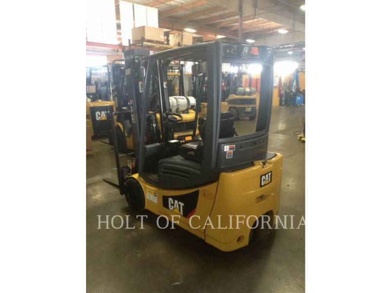 CATERPILLAR MITSUBISHI FORKLIFTS 2ET4000 equipment  photo 1