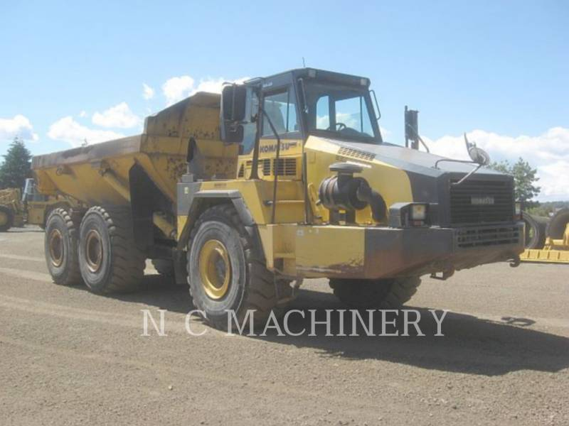 KOMATSU ARTICULATED TRUCKS HM400-2 equipment  photo 2