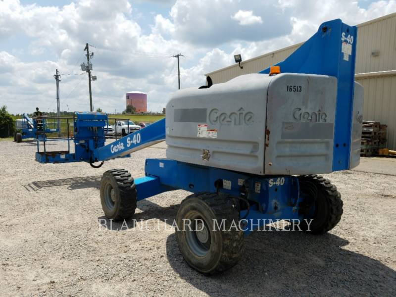 GENIE INDUSTRIES DŹWIG - WYSIĘGNIK S-40 equipment  photo 2