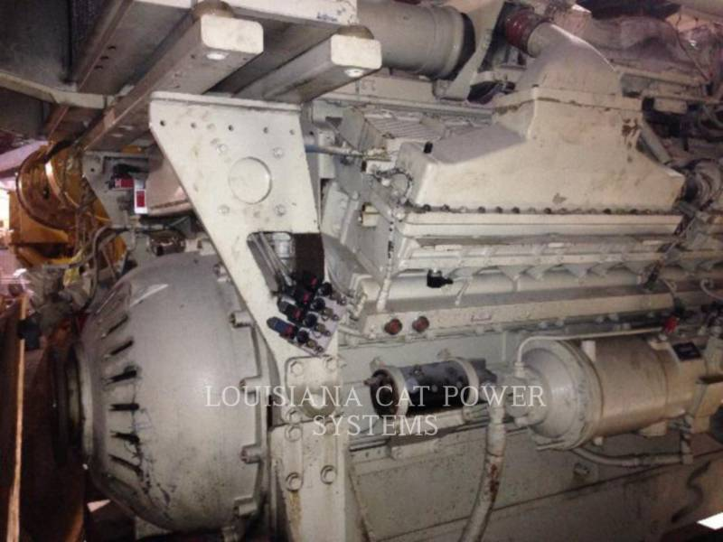 CUMMINS MARINE - PROPULSION QSK 60-M equipment  photo 2