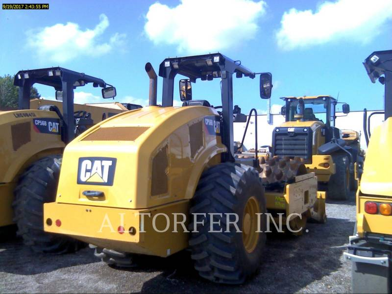 CATERPILLAR COMPACTADORES DE SUELOS CP56B equipment  photo 3