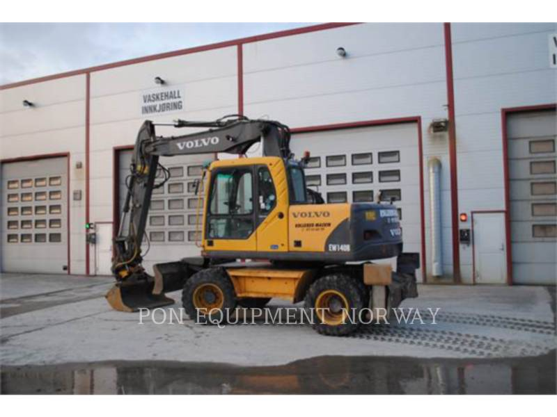 VOLVO CONSTRUCTION EQUIPMENT ホイール油圧ショベル EW140B equipment  photo 2