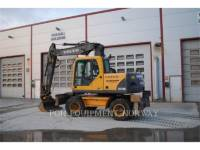 VOLVO CONSTRUCTION EQUIPMENT MOBILBAGGER EW140B equipment  photo 2