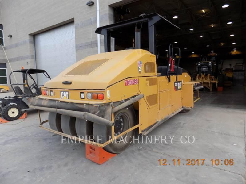CATERPILLAR COMPACTEURS SUR PNEUS CW34 equipment  photo 2