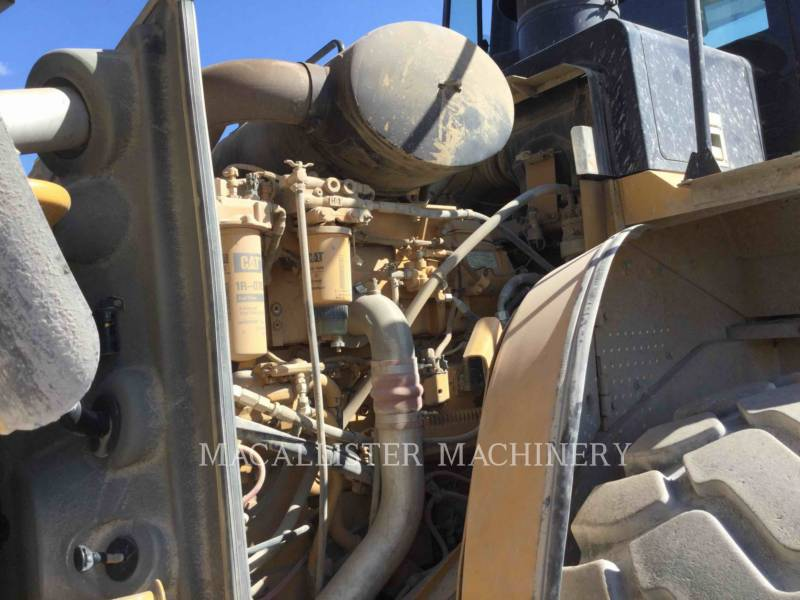 CATERPILLAR CARGADORES DE RUEDAS 980H equipment  photo 14