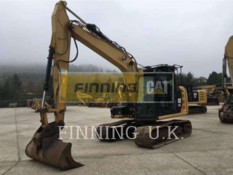 CATERPILLAR TRACK EXCAVATORS 312E DCA2 equipment  photo 7
