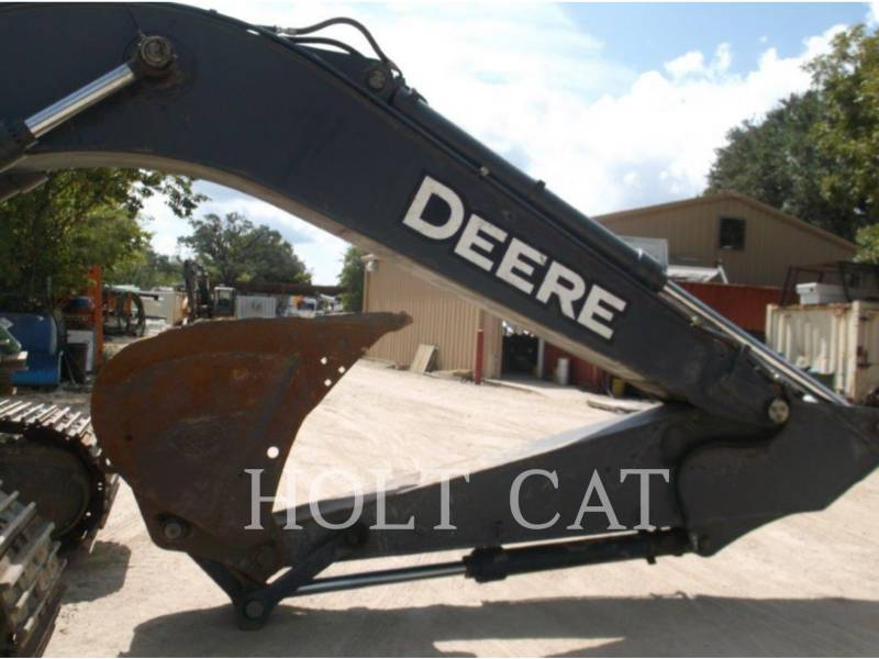 DEERE & CO. EXCAVADORAS DE CADENAS 270D equipment  photo 7