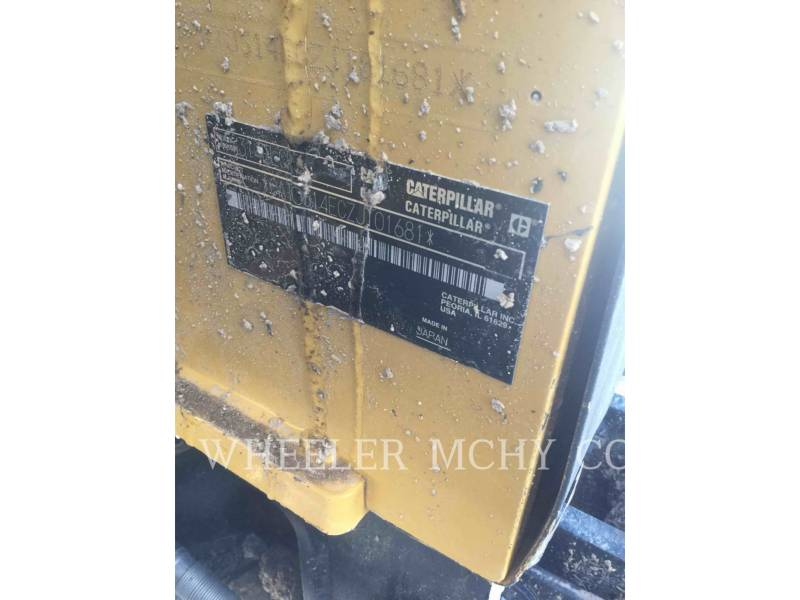 CATERPILLAR TRACK EXCAVATORS 314E LTHCG equipment  photo 6