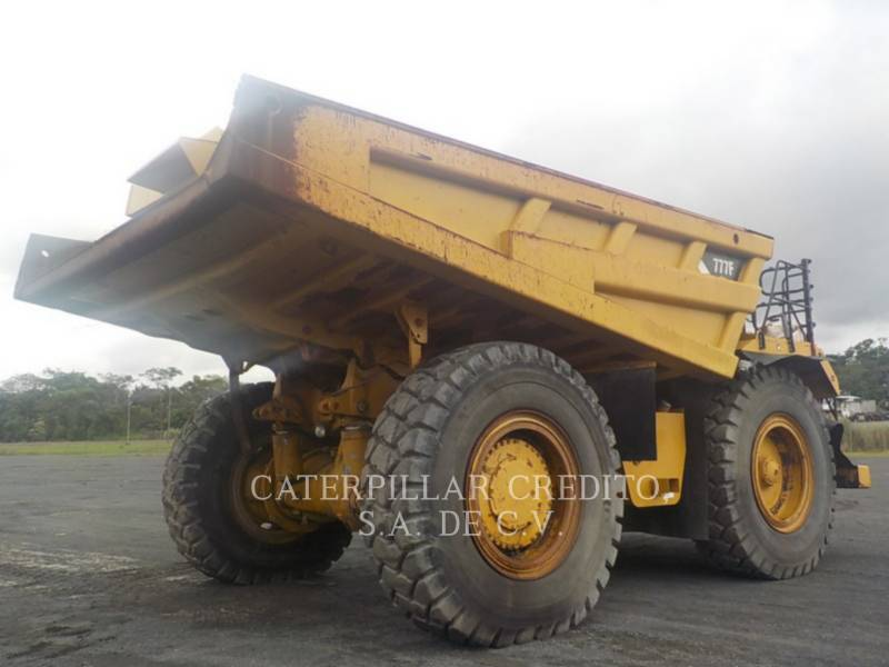CATERPILLAR CAMIONES RÍGIDOS 777F equipment  photo 3