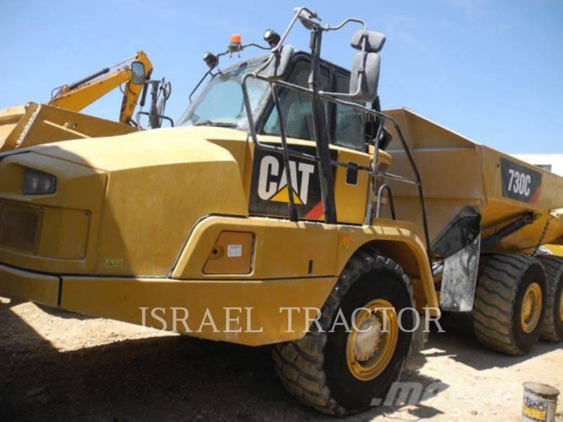 CAT TRADE-IN ARTICULATED TRUCKS 730C equipment  photo 1