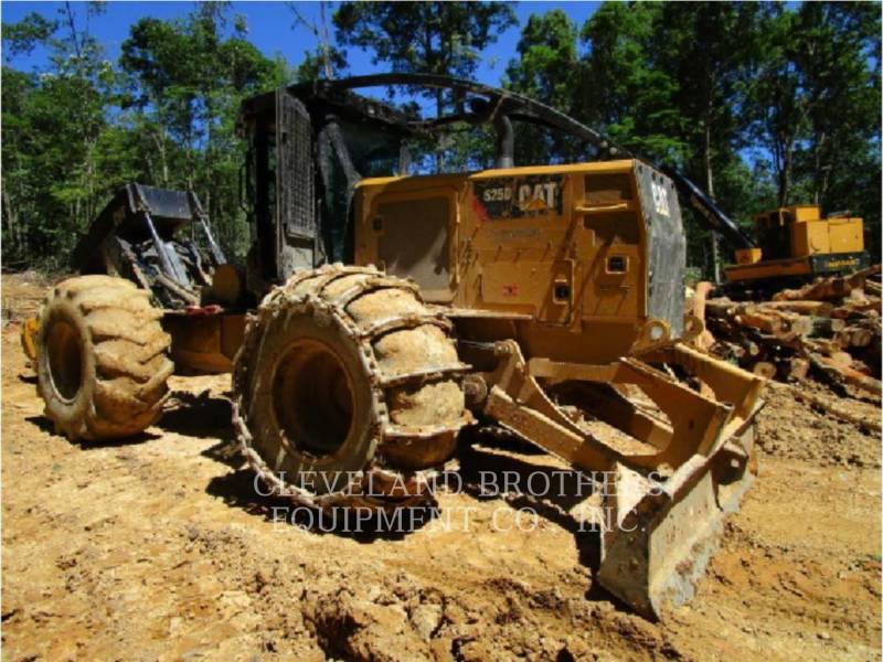 CATERPILLAR ATTIVITÀ FORESTALI - SKIDDER 525D equipment  photo 1