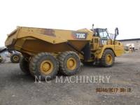 Equipment photo CATERPILLAR 740B CAMIONES ARTICULADOS 1