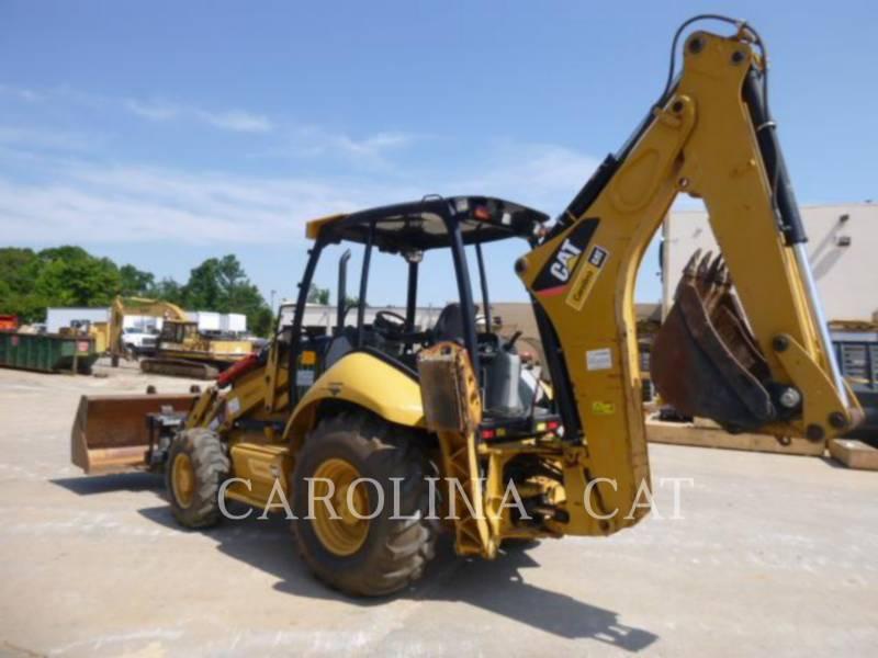 CATERPILLAR RETROEXCAVADORAS CARGADORAS 420E equipment  photo 2