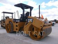 CATERPILLAR TANDEMVIBRATIONSWALZE, ASPHALT CB-564D equipment  photo 3