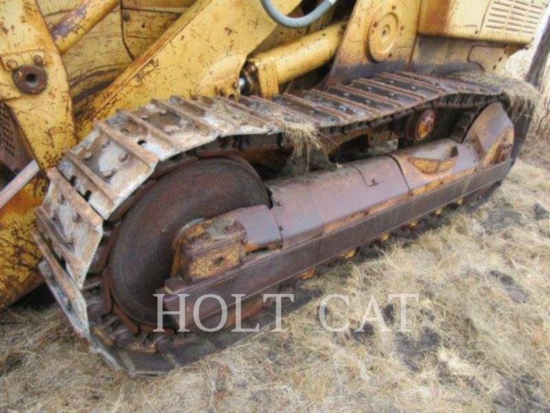 CATERPILLAR CARGADORES DE CADENAS 955L equipment  photo 13