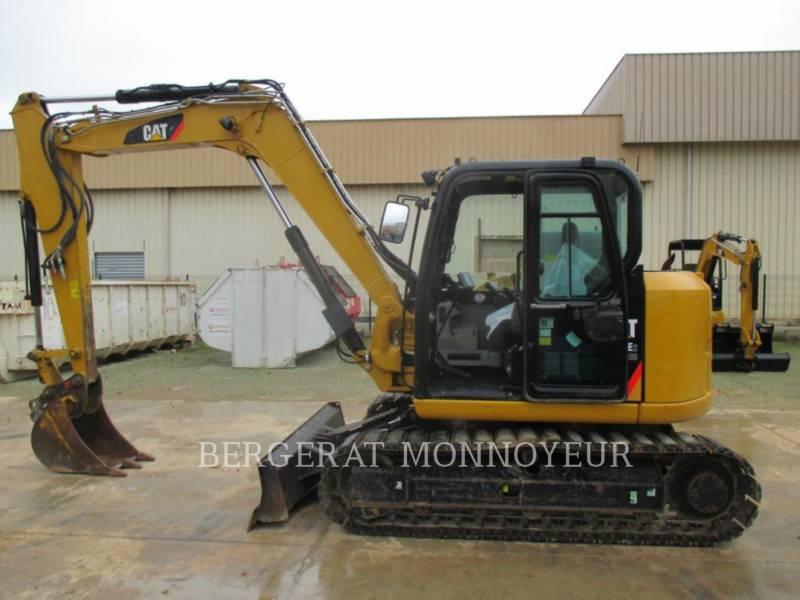 CATERPILLAR PELLES SUR CHAINES 308E2CR SB equipment  photo 2